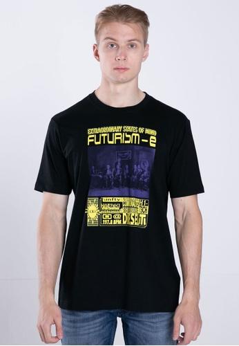 Diesel T-shirts T-JUST-Y16 MAGLIETTA C9A3FAA45175ACGS_1