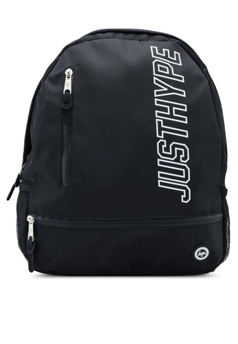Just Hype black Justhype Urban Backpack 198CAACF26F823GS_1