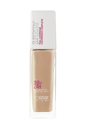 Maybelline Maybelline Superstay Full Coverage Foundation Nat Beige F1B93BEF3E9064GS_1