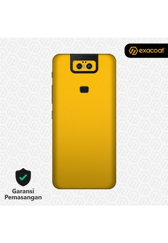 Exacoat Asus Zenfone 6 3M Skins True Colors - Lemon Yellow 35F9CESFB19D11GS_1