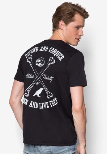 圖文設計T 恤, 韓esprit 兼職系時尚, 服飾