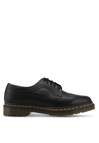 Dr. Martens black Icons Originals 3989 Ys Brogue Shoes DR086SH0SX5XMY_1