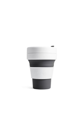 Stojo stojo pocket cup 12oz / 355ml, Slate 40CDAHLB1057CBGS_1