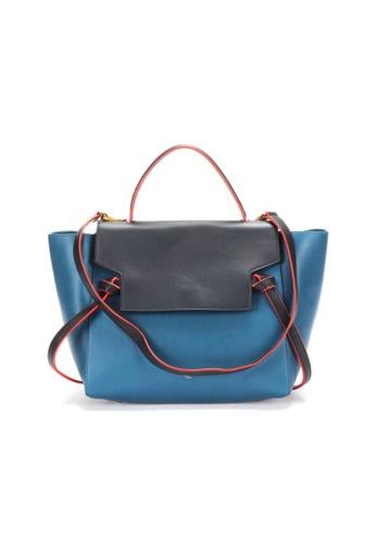 CELINE blue Pre-Loved celine Celine Belt Bag in Blue C0982AC17DDBE0GS_1