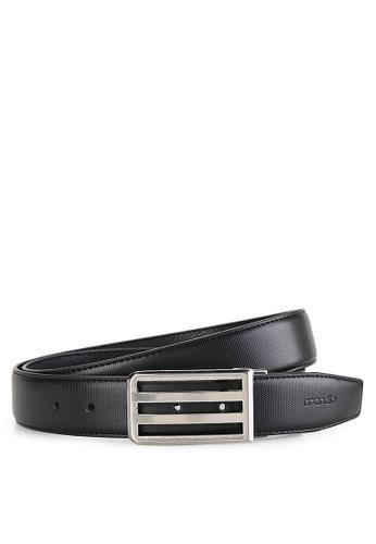 Grandir black Grandir Pro Vercelli Col. 11 Belt 3.5 P - White Black A51E3AC60A4F04GS_1