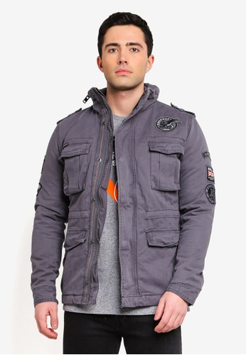 new style 58435 ea4fb Hero Rookie Military Jacket