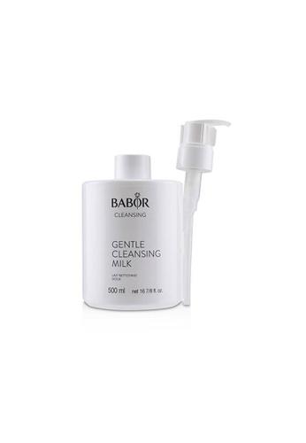 Babor BABOR - 溫和潔面乳 -所有肌膚適用,除敏感肌膚外(美容院裝)CLEANSING Gentle Cleansing Milk 500ml/16.7oz 9CFE0BE46AFD75GS_1