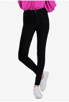 965e7da901bc Levi s black 720 Women s High Rise Super Skinny Jeans 00E70AABD58C3AGS 1