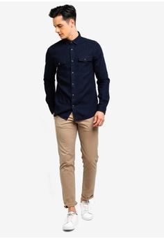 7b22ca5f8d Buy Only   Sons Denim Shirts For Men Online on ZALORA Singapore