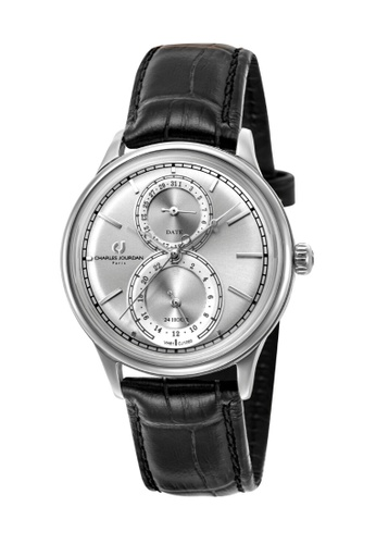 Charles Jourdan silver Charles Jourdan Men Watch Multi-Function Quartz CJ1060-1312M D9D1CAC9D364E5GS_1