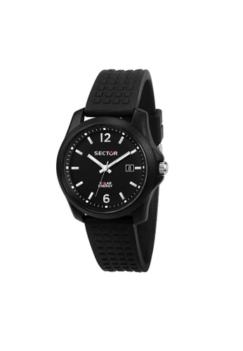 Sector black Sector 16.5 40mm Black Dial Men's Quartz Watch R3251165001 7BDFFAC02D1DD0GS_1