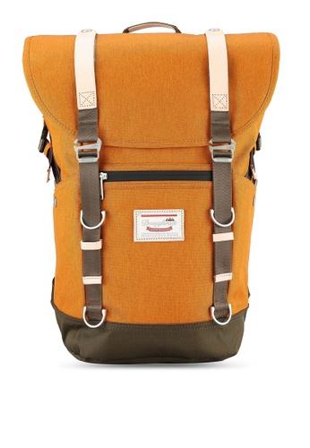Doughnut orange Denver Backpack DO545AC0RUW1MY_1