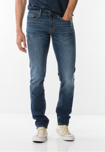 Levi's blue Levis® 511™ Slim Fit Jeans 85496AA3629E02GS_1