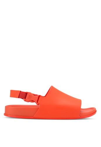 Melissa red Melissa Beach Slide Ad Sandals ME121SH55CQEMY_1