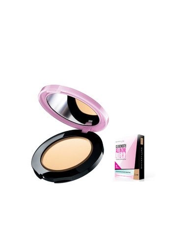 Maybelline beige Maybelline Clear Smooth Pressed Powder - Honey 23BE4BE4B5A265GS_1