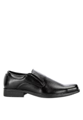 Itti black Business Formal Shoes CA282SH1C373C2GS_1