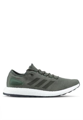 adidas green adidas pureboost clima AD372SH0SUQ6MY_1
