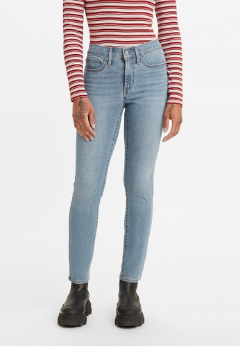 Levi's blue Levi's® Women's 311 Shaping Skinny Jeans 19626-0296 7F670AA07AEE0EGS_1