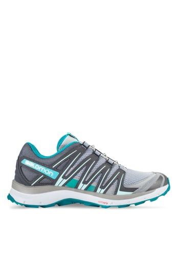Salomon grey Xa Lite Shoes SA438SH12WDRMY_1