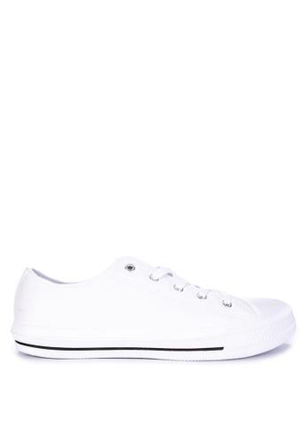 Krooberg white Retro Men's Shoes 5EFB5SH1CAFBA4GS_1