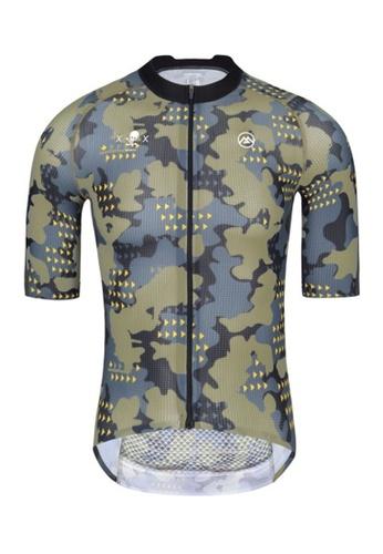 MONTON green Monton jersey pro men short sleeve camoushield 0B47CAA6DCC00CGS_1