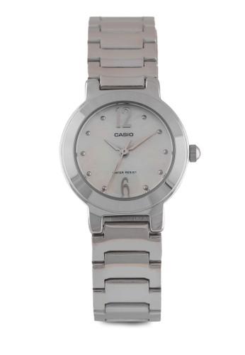 Casio LTP-1191A-4A2DF 不銹鋼小圓錶, 錶類,esprit tote bag 不銹鋼錶帶