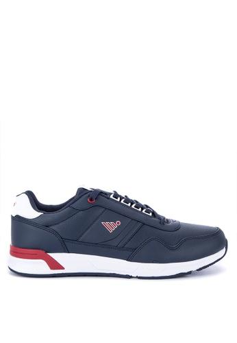 Jump navy Jetro Sneakers 90308SHD376D99GS_1