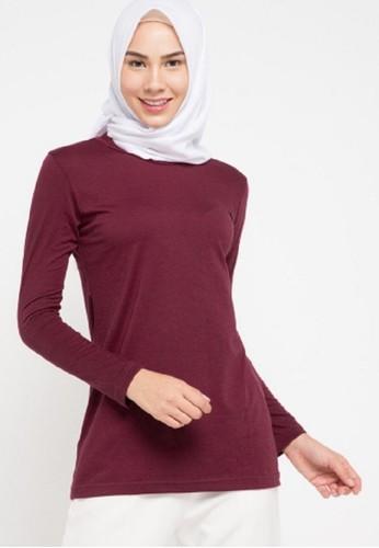 ZAHRA SIGNATURE red Manset Cotton 809C4AA64E5DE7GS_1