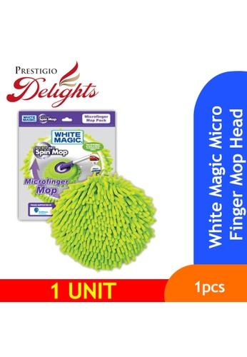 Prestigio Delights White Magic Micro finger Mop Head 723D4ES5D6786EGS_1