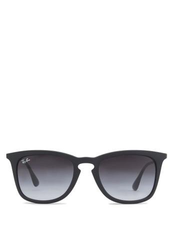 RB4221F 方框esprit 內衣太陽眼鏡, 飾品配件, 飾品配件