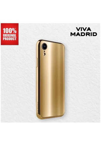 Viva Madrid gold Casing iPhone XR Vaso Viva Madrid - Moonlight Gold 268B8ESC8DBD8CGS_1