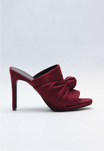 Emelyn red Monique Heels 652C7SHE0473F7GS_1