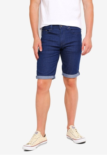threads by the produce 藍色 Bermudas Shorts 30346AA3600CE1GS_1