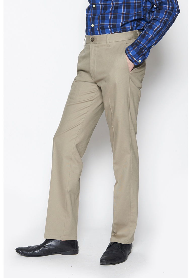 Slim Timber Khaki Wolf Wolf Signature Dockers Stretch Timber Pants Dockers Bwg6nt1xq