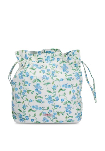 Cath Kidston blue Forget Me Not Little Hitch Pouches 61AE3ACDC5ACD5GS_1