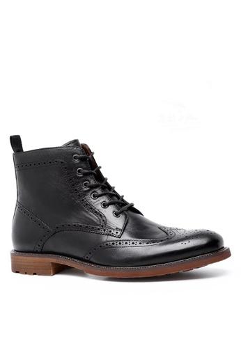 Twenty Eight Shoes 吉卜賽紳士真皮復古短靴816301 8C054SH44009C2GS_1
