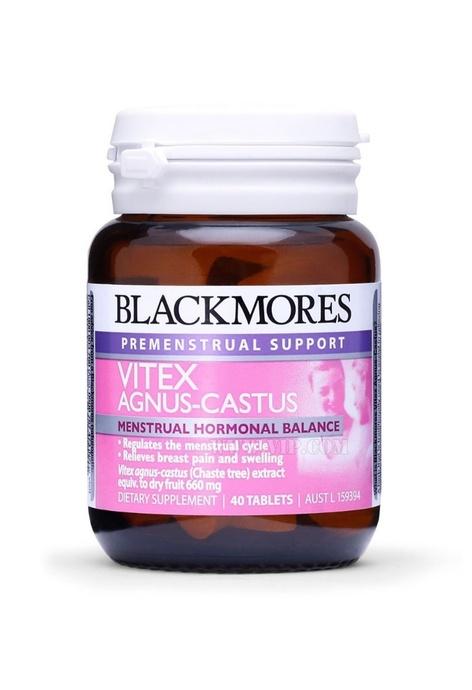 BLACKMORES Blackmores - 天然聖潔莓 (40粒)