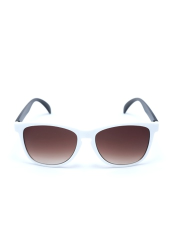 2i's to eyes white and brown 2i's Sunglasses - Docx 2I983AC04OYPHK_1