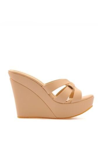 AMANTE beige AMANTE Moray Sandal Wedges F2B1ESHD7BFDB1GS_1