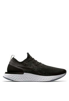 Nike Men's Nike Epic React Flyknit Running Shoes S$ 229.00. Available in  several sizes