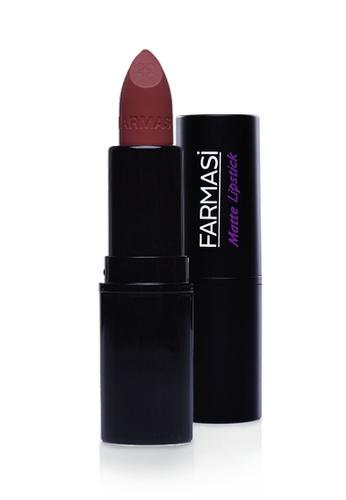 Farmasi Colour Cosmetics pink Matte Lipstick 09 (Matte Pink) FA709BE89ITYMY_1