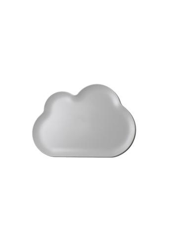 Qualy Qualy Cloud Tray (Light Grey) 12CCCHLF42B618GS_1