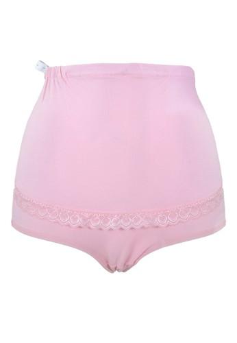 Cynthia pink Modern Mom-Maternity Cotton Briefs-Pink CY646US0VXEEID_1