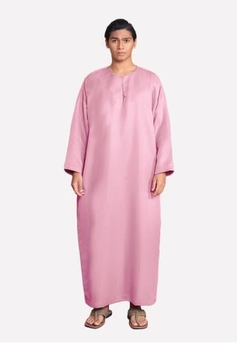 LosraVelda purple Abu Jubah 8FDFFAAD460B44GS_1