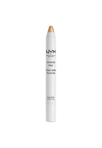 NYX Professional Makeup beige NYX Professional Makeup Jumbo Eye Pencil -  CASHMERE 257F3BEA01CB15GS_1
