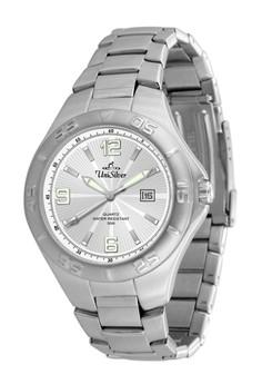 Unisilver TIME Men's Radix Watch KW590-1801 Silver