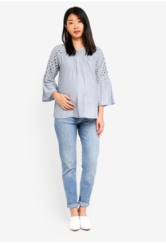 af1e6fde014 Buy Spring Maternity For Women Online   ZALORA Malaysia & Brunei