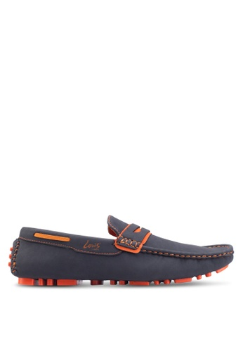 Louis Cuppers black Casual Moccasins LO977SH77ZJUMY_1