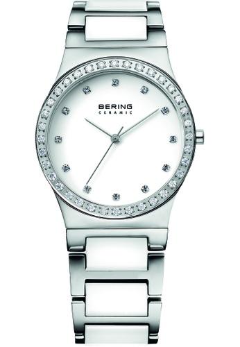 Bering silver Bering Ceramic 32435-754 35 mm Women's Watch 566D1AC01B05C1GS_1
