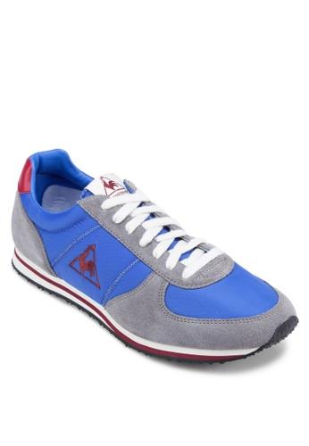 Le Coq Sportif blue Bolivar Sneakers LE751SH90TFDMY_1